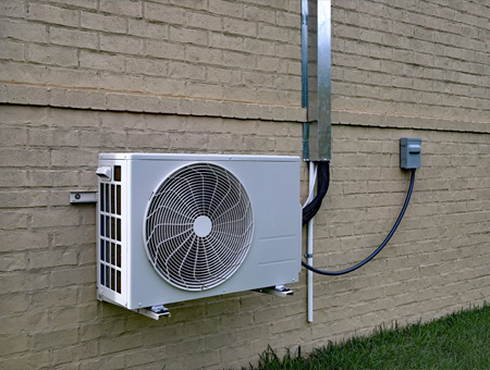 Ductless Heat Pump Installation • Simpson Electrical Construction Co, McMinnville, Oregon