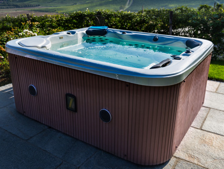 Hot Tub & Spa Installation by Simpson Electrical